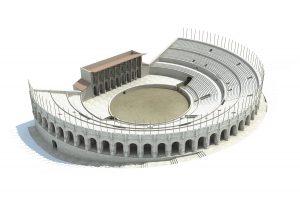 Amphithéâtre de Lutèce