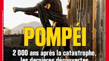 Historia spécial Pompéi