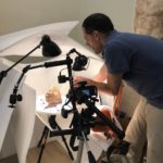 Captation photogrammétrique de fragments statuaires du Musée de Delphes