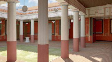 Villa de Diomède, focus PSL