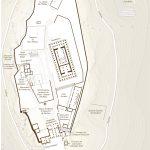 Plan de l'Acropole d'Athènes