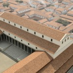 Forum de Lutèce, basilique