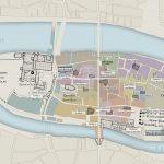 Plan des paroisses