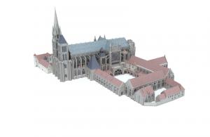 Saint-Denis, une ville au Moyen Âge